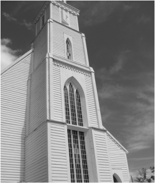 Stanley Mission Church
